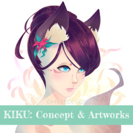 Kiku: Concept & Illustrations